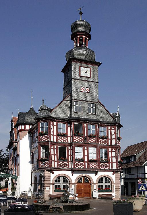 Altes Rathaus Lorsch