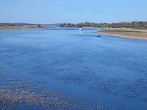 Lough Ree - Image: Lough Ree 5750