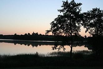 Lough Gowna - Image: Lough Gowna dawn (235490010)