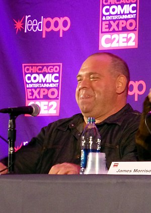 Louis Lombardi - Lombardi at the 24 Panel at the Chicago Entertainment Expo 2014