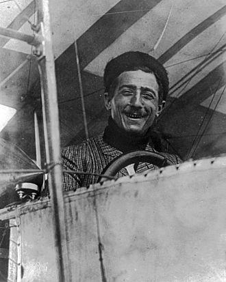 Louis Paulhan - Louis Paulhan in 1909