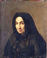 Madame de Fumel, supérieure générale des dames de l'institution du Saint Enfant Jésus