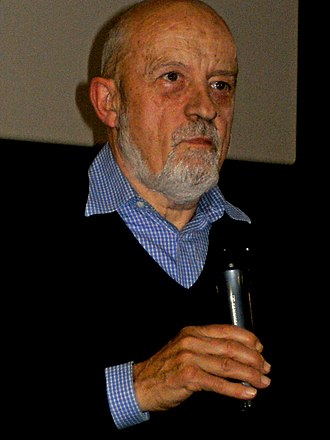 Luc Moullet - Luc Moullet in 2009
