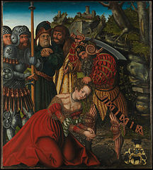 The Martyrdom of Saint Barbara