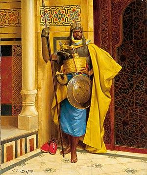 Ludwig Deutsch - Image: Ludwig Deutsch The Nubian Palace Guard