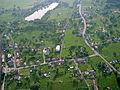 Luftbild von Dorf Rybniště, Czech republic.jpg