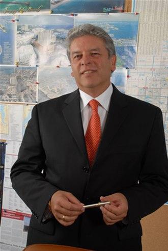 Luis Fernando Correa Bahamon - Image: Luis Fernando Correa Bahamón