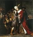 """Målning från 1657 föreställande """"Josef och hans bröder"""" - Skoklosters slott - 64697.tif"""
