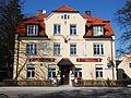 München Fasangarten Gasthaus Försterhaus.JPG