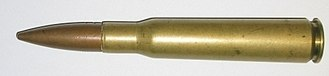 .50 BMG - The .50 BMG cartridge