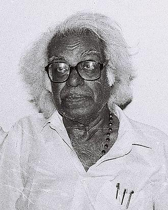 Kerala Sahitya Akademi Award for Drama - Image: MALAYALAM WRITER Vaikom chandrasekaran nair