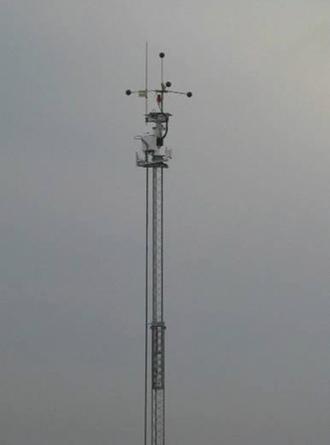 Electro-optical MASINT - UTAMS-RLS tower head