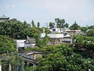 Manila Chinese Cemetery cemetery in Santa Cruz, Manila