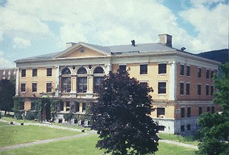 Massachusetts College of Liberal Arts - Murdock Hall, one of the college' s classroom buildings.