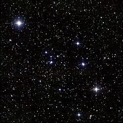 Messier 47, projeto 2MASS