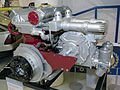 MG EX181 engine-1 Heritage Motor Centre, Gaydon.jpg