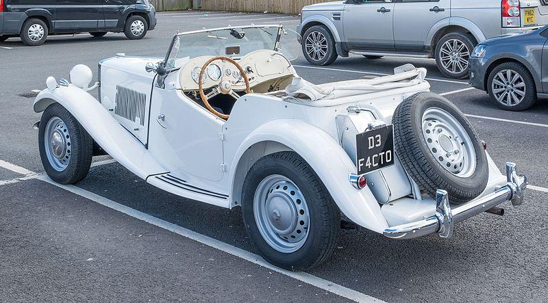 File:MG TD 1953 - rear.jpg