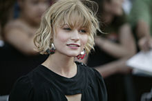 Emilie de Ravin als MuchMusic Video Awards (2007)