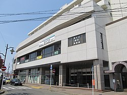 MT-Sukagichi Station-Building.JPG