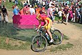 MTB cycling 2012 Olympics M cross-country ESP Sergio Mantecón Gutiérrez.jpg