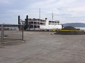 Tablas Island - Image: MV Maria Matilda 81027cg