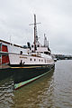 MV 'Balmoral' (1949) Prince's Wharf, Bristol 30.12.2012 Photo39 37 (10391766696).jpg