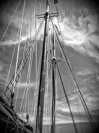 Margaret Todd (schooner) - The Margaret Todd in Bar Harbor, Maine.