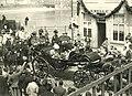 Maastricht, Wycker Brugstraat, bezoek 2 koninginnen, 1895.jpg