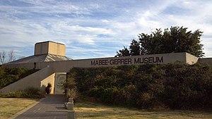 Mabee-Gerrer Museum of Art - Image: Mabee Gerrer Museum of Art building exterior