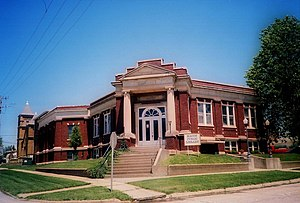 Macon, Missouri - Macon Public Library