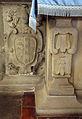 Madonna del giglio, int., stemma piccolomini+1.JPG