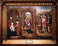 Maestro della leggenda di santa lucia, adorazione dei magi, 1480-85 ca.jpg