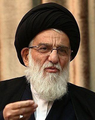 Mahmoud Hashemi Shahroudi Iranian politician and cleric