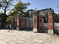 Main gate of Hakozaki Campus of Kyushu University.jpg