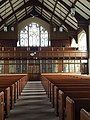 Main sanctuary of First United Methodist Church (Appleton, Wisconsin).jpg