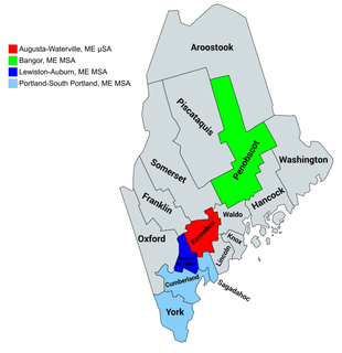 Maine statistical areas