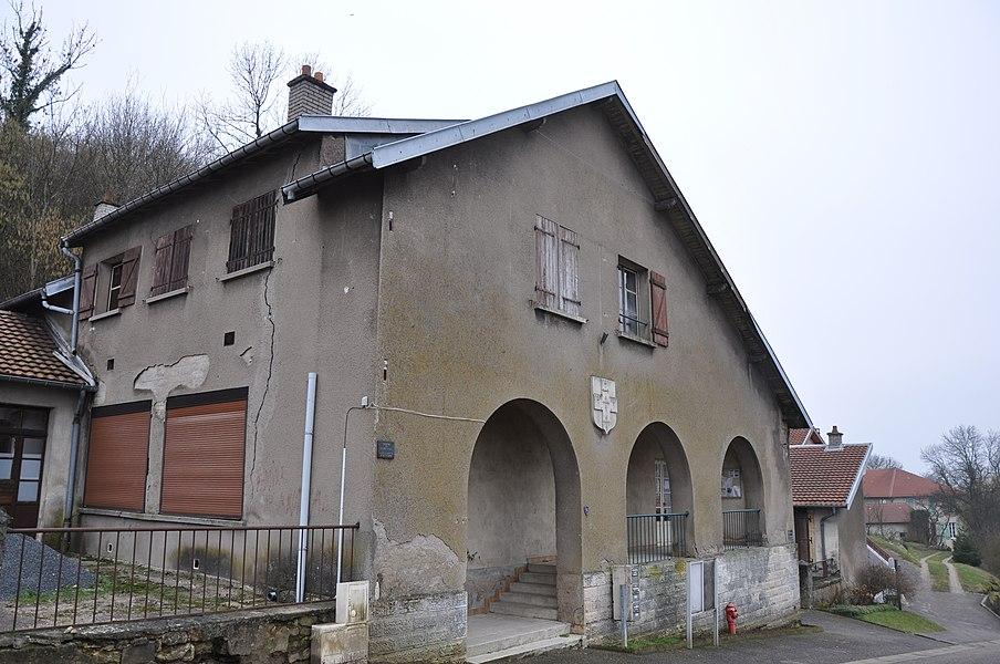 Mairie de Mousson - 6, rue du Général Searby, Mousson, Lorraine, France