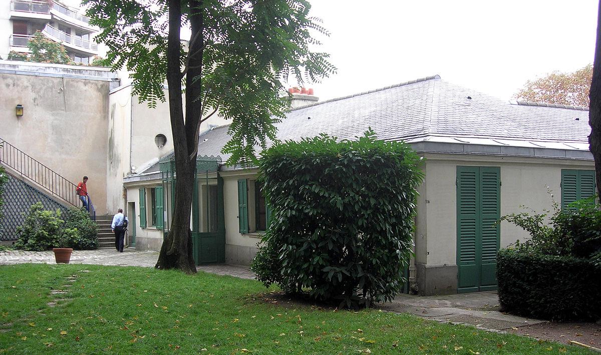 Maison de Balzac - Wikipedia