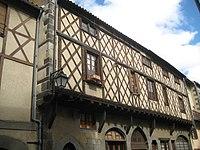 Туристический маршрут по Clermont-Ferrand