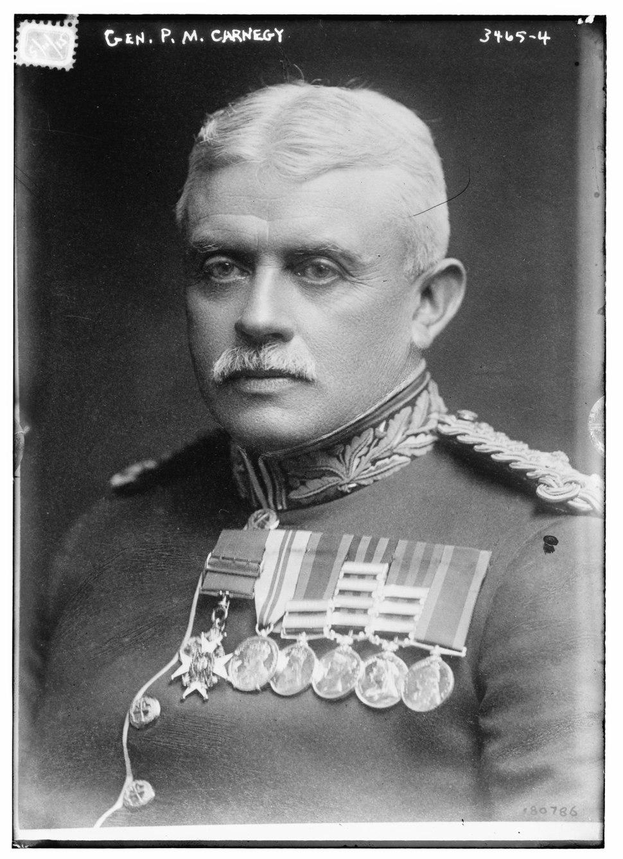 Major General Philip Mainwaring Carnegy