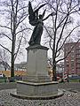 Major Mark Park Civil War Memorial by David Shankbone.jpg