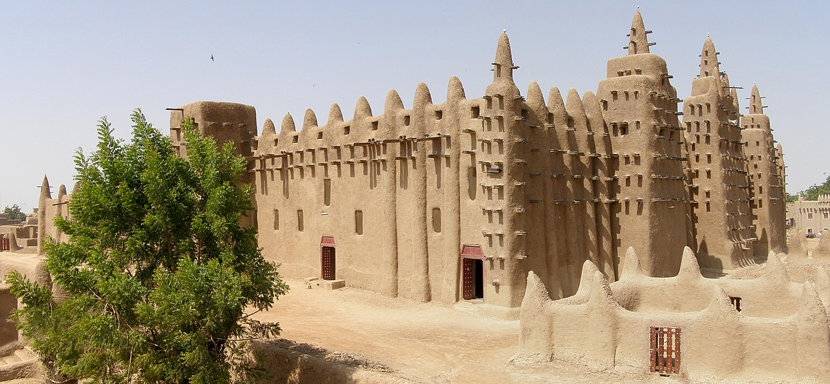 Architecture Of Mali Wikipedia