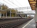 Malino railway platform in Moscow oblast 3.jpg