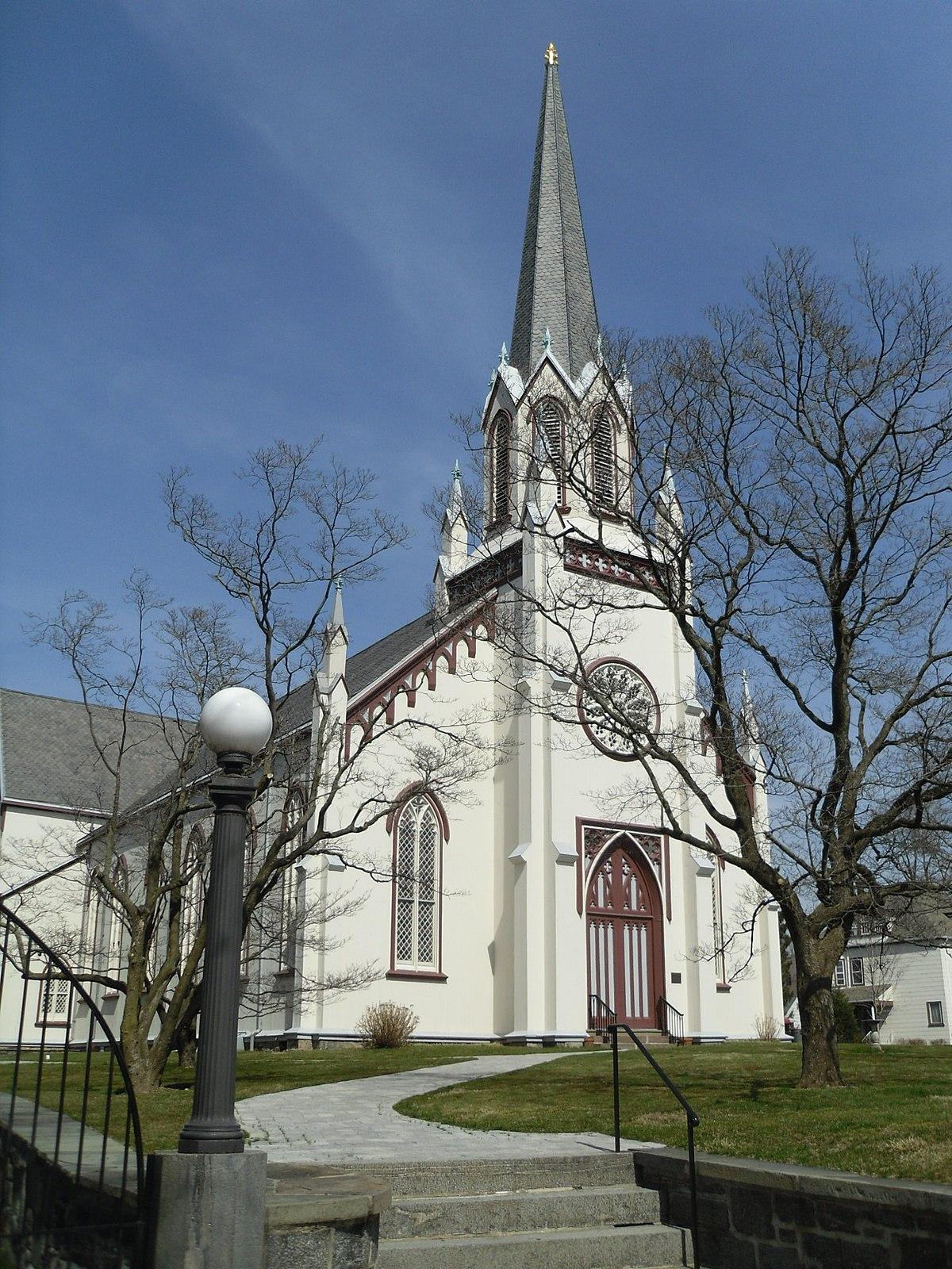 Mamaroneck Methodist Church Wikipedia