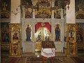 Manastir Svetog Nikole, Ozren, inside.jpg