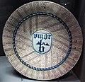 Manises, piatto, 1450 ca..JPG
