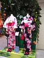 Mannequin to wear yukata.jpg