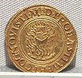 Mantova, federico II gonzaga marchese, oro, 1484-1519, 04.JPG