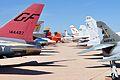 Many tails PIMA AIR MUSEUM TUCSON (11652717194).jpg