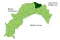 Map Otoyo,Kochi en.png